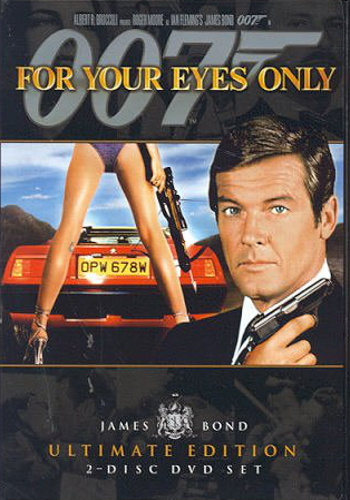 007: For your eyes only
