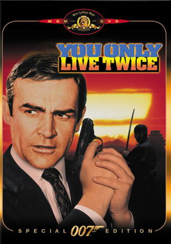 007: You only live twice