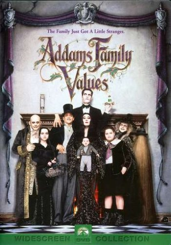 Addams family value