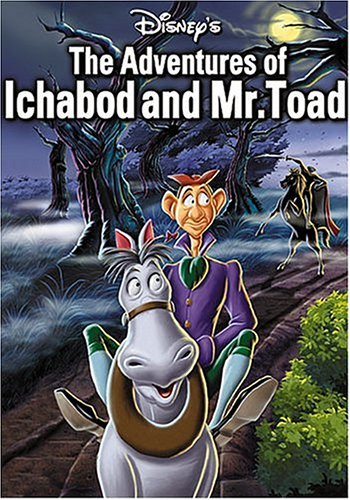 Adventures of Ichabod and Mr.Toad - Click Image to Close