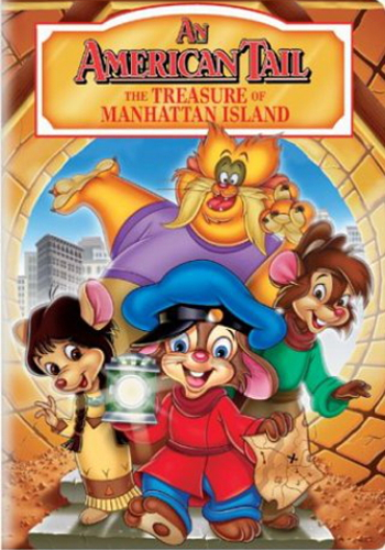 American tail: The treasure of Manhattan Island
