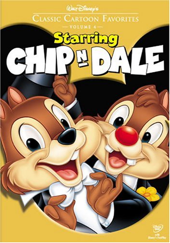Chip & Dale rescue ranges