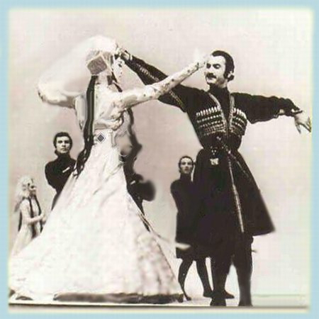 Georgian Traditional Dance Music