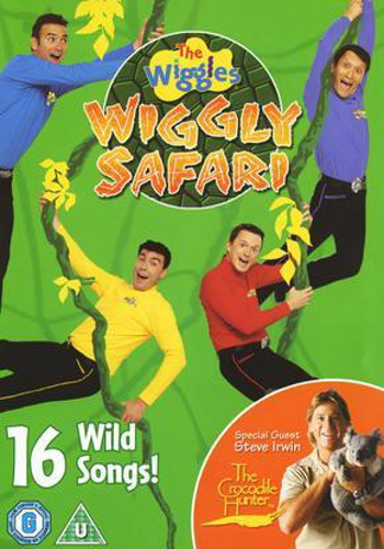 The Wiggles - Wiggle's safari