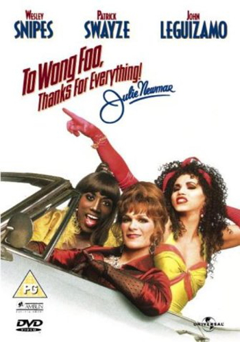 Julie Newmar to Wong Foo thanks for everything