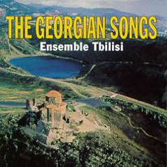 The Ensemble Tbilisi - The Georgian Songs