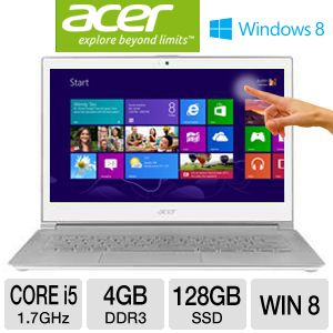 Acer Aspire S7 S7-391-6810 NX.M3EAA.001 Ultrabook PC