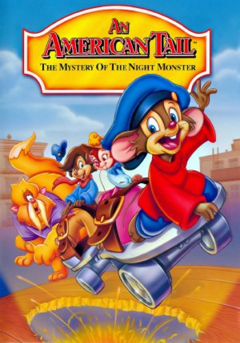 American tail: The mystery of the night monster