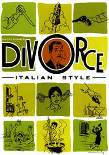 Divorzio all'italiana / Divorce Italian Style