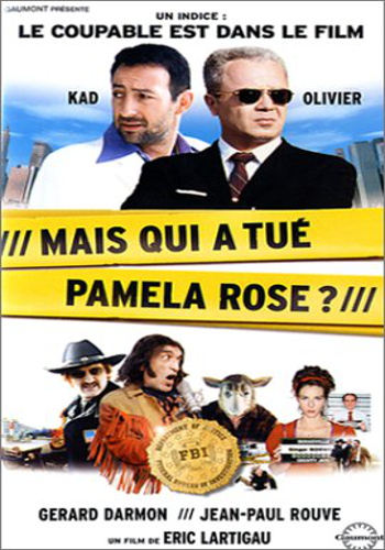 Mais qui a tue Pamela Rose?