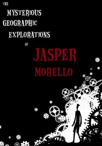 Mysterious geographic explorations of Jasper Morello