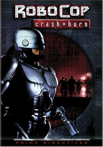 RoboCop - Crash & burn