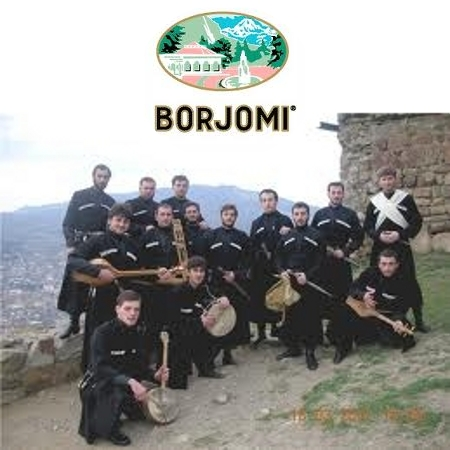 Borjomi - Georgian Folk and Chant Songs