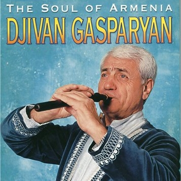Jivan Gasparyan - The Soul of Armenia (2xCD)