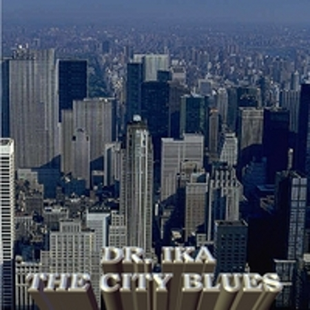 Irakli Kikvadze - The City Blues