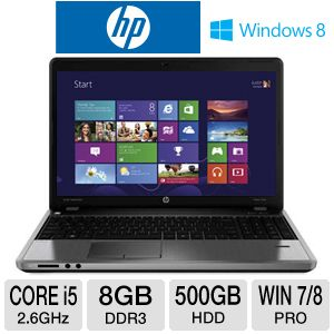 HP ProBook 4540s Notebook PC