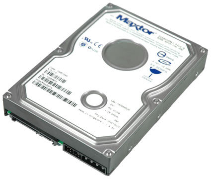 Maxtor DiamondMax Plus 9 160GB Hard Disk